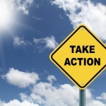 Take Action signpost