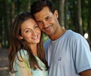 Rudi Kennard and Jenny Anderson